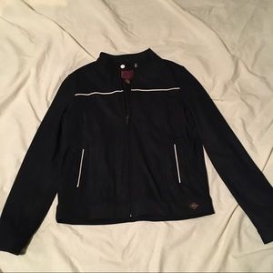 Tommy Bahamas's golf jacket